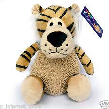 Tiger Nubby Jungle Plush Toy 20cm Baby Shower Newborn Gift