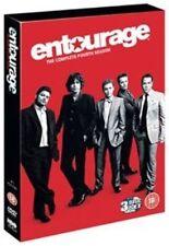 ENTOURAGE Season 4 7321902217819 DVD Region 2 P H