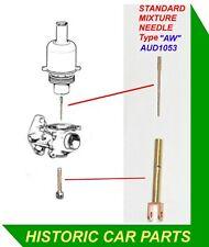 STD MISCELA Needle & JET PER su HV2 CARB su Wolseley VESPA 10HP 4 Cyl 1936