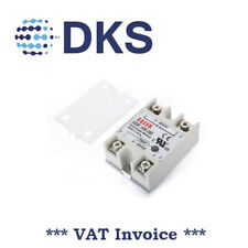 Solid State Relay Module SSR-100DD 100A Input 3-32 VDC Output 5-60 VDC 000570