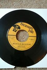 """PHYLLIS DILLON.ONE LIFE TO LIVE,ONE LOVE TO GIVE.VINYL 7""""45RPM.T.ISLE.VG+"""