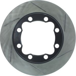 StopTech 126.66026SL Sport Slotted Brake Rotor For 92-00 GMC K3500 NEW