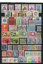 BELGIQUE - Lot de timbres tous différents