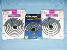 Lot of (3) Plug-In Electric Stove Cooking Elements 2- 8