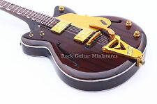 RGM10 George Harrison Country Gentleman  Miniature Guitar