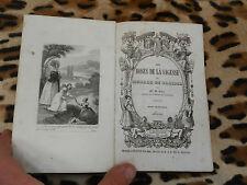 Les roses de la sagesse ou morale et plaisir - Mlle E. Brun - Lehuby