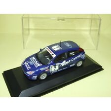 FORD FOCUS DTC WOLF RACING FUNKE MINICHAMPS 1:43