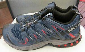 SALOMON XA Pro 3D Mountain Trail Sneakers EUC US 9.5 UK 9 EUR 43.5
