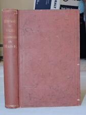 HISTORY OF ODD FELLOWSHIP IN MAINE 1878 IOOF  OCCULT MASONIC-LIKE SECRET SOCIETY