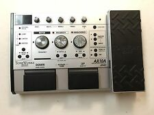 Korg Toneworks AX10A Acoustic Modeling Multi-Effects Processor Rare Guitar Pedal