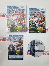 Super Smash Bros. Brawl (Wii, 2008) - COMPLETE - NEAR MINT - FAST POST