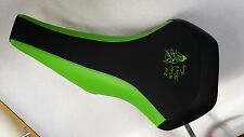 KAWASAKI KFX400 KFX 400GRIPPER seat cover with  devil  logo!!