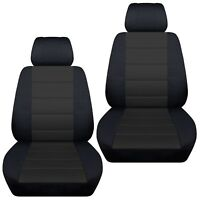 Fits 2011-2018 Jeep grand cherokee Laredo front set car seat covers