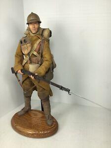 Formative int WW1 français figure 1//6th scale Toy