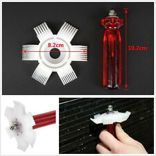Mini Portable Car Offroad A/C Condenser Radiator 6-Fin Cleaner Comb Cleaing Tool