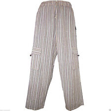 Cotton High Trousers Plus Size for Women
