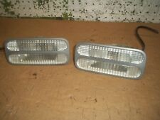 1997 NISSAN QUEST GXE LEFT RIGHT BACK UP LIGHTS VILLAGER 1996 1998 OEM 3.0 AT AC