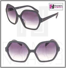 e6e15385b2ac PRADA SOFT POP 06S Sunglasses Matte Aluminum Grey Violet Gradient PR06SF  Runway