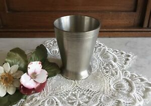 Metal Cup - from Priscilla Presley estate sale