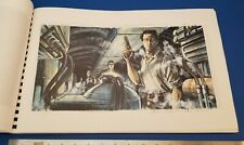 ISOBAR storyboards SYLVESTER STALLONE Roland Emmerich SCI FI very cool RARE