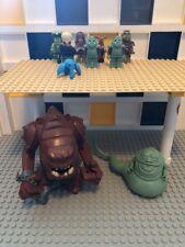 10 Lego Star Wars minifigure Rancor Jaba 4476 4480 75005 rare All Different
