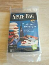 KLEENEZE X1 LARGE SPACE BAG VACUUM-SEAL STORAGE PACK NEW AND SEALED
