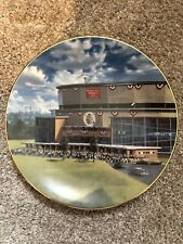 County Stadium - Home Of 1957 Champions Take Me Out To Ball Game Collector Plate