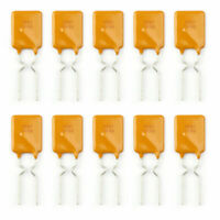 10Pcs PTC Resettable Fuses Thermistor Polymer Self-Recovery Fuses 30V/1.85A GB