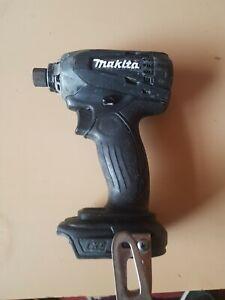 Makita black impact driver