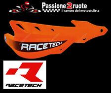 Paramani handprotektoren racetech raptor orange orange universal 22 28 mm moto
