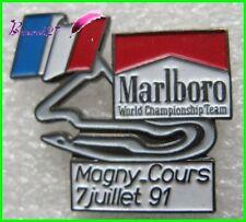 Pin's Circuit course de Formule 1 F1 Marlboro Magny-cours France 91    #H2