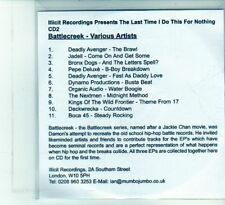 (DU874) The last time i do this for nothing - CD 2 - 11 tracks - DJ CD