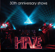 Haze 30th anniversary shows brand new live prog rock double CD