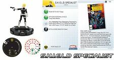 S.H.I.E.L.D SPECIALIST #004 #4 Captain America HeroClix SHIELD