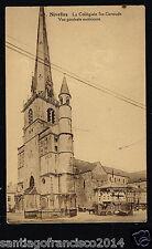 Belgie 91.-Nivelles -La Collègiale Ste-Gertrude