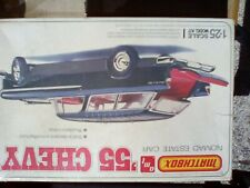 Amt/Matchbox '55 Chevrolet Nomad 1/25th 3 in 1 model . Good complete condition