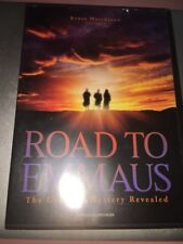 Road to Emmaus DVD Christian short film movie Jesus Christ Bruce Marchiano!