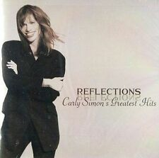 Reflections Carly Simon 20 Greatest Hits 2004 CD 70s & 80s Singer Songwriter