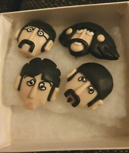 The Beatles, Collectable Sargent Peppers Lonely Heartsclub Band Face Badges