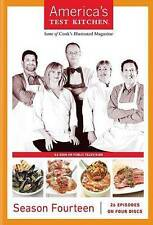 Americas Test Kitchen: Season Fourteen (DVD, 2014, 2-Disc Set)