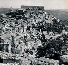 RAGUSE c. 1950 - Vieille Ville Sicile Italie - DIV1592