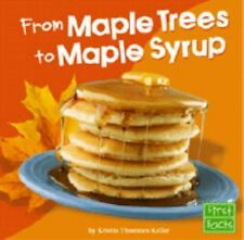 From Maple Trees to Maple Syrup by Keller, Kristin Thoennes