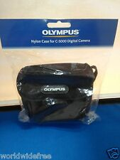 10-Olympus Nylon Cases for C-5000 & Small Digital Camera /cell phones