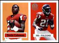 2015 Topps 60th Anniversary 5X7 Tevin Coleman B #/99