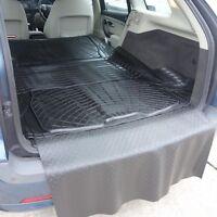 Modular rubber boot liner load mat bumper protector Saab 9-3 Sportwagon estate