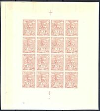 ETHIOPIA - FOURNIER FORGERY AFFIXED TO PAGE  16 ST NO GUM  MARKED FAUX   @3