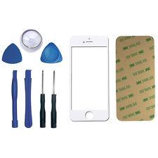 iPhone 5 5S 5C Frontglas Weiß Scheibe Bildschirm Display LCD White Original Glas