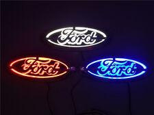 5D LED Car Logo Light Auto Badge Rear Emblems Lamp For Ford Focus Mondeo Kuga