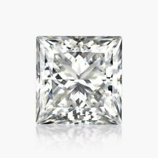 3.4mm VS CLARITY PRINCESS-FACET NATURAL AFRICAN DIAMOND (J/K COLOUR)