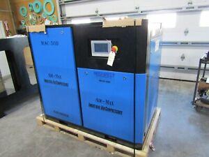MAC-100D  Air-Max  100 hp.   (NEW) Industrial  Rotary Screw Compressor